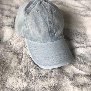 Jean washed Hat